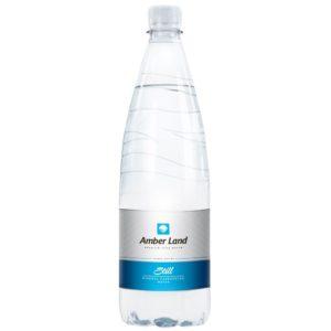 Вода столовая минеральная питьевая негазированная 1.5 л.